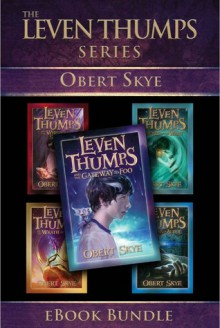 The Leven Thumps Series (Leven Thumps, #1-5) - Obert Skye