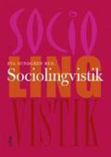 Sociolingvistik - Eva Sundgren