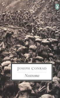 Nostromo: A Tale of the Seaboard - Joseph Conrad, Martin Seymour-Smith