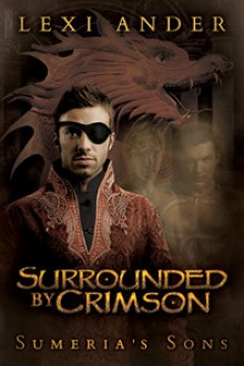 Surrounded By Crimson - Lexi Ander