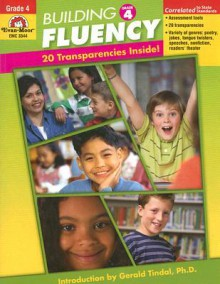 Building Fluency: Grade 4 [With 20 Transparencies] - Melanie Coon