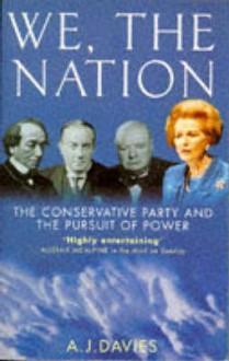 We, the Nation - Davies, Andrew Davies