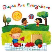 Shapes Are Everywhere! - Charles Ghigna, Jatkowska Ag