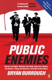 Public Enemies : The True Story of America's Greatest Crime Wave - Bryan Burrough