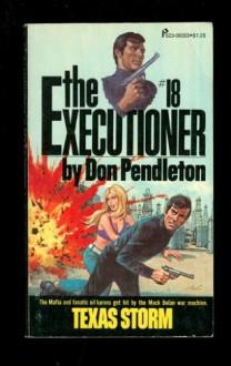 The Executioner #18 Texas Storm - Don Pendleton