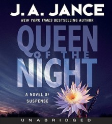 Queen of the Night (Audio) - J.A. Jance, Greg Itzin