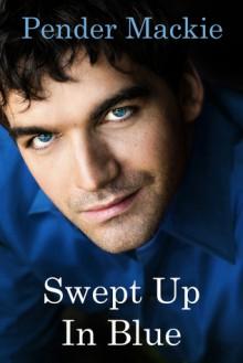Swept Up In Blue - Pender Mackie