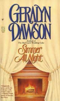 Simmer All Night - Geralyn Dawson