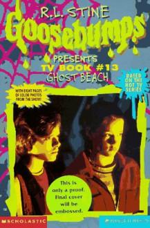 Ghost Beach - Carol Ellis, Jeffrey Cohen, R.L. Stine