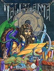 Talislanta Worldbook - Stephan Michael Sechi, W.G. Armintrout, P.D. Breeding-Black, Ron Spencer