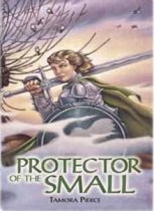 Protector of the Small - Tamora Pierce