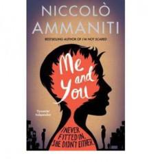 Me and You - Niccolò Ammaniti, Kylee Dous