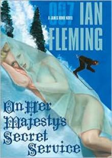 On Her Majesty's Secret Service (Audiocd) - Ian Fleming