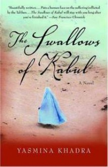 The Swallows of Kabul (Library) - Yasmina Khadra