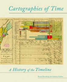 Cartographies of Time: A History of the Timeline - Daniel Rosenberg, Anthony Grafton