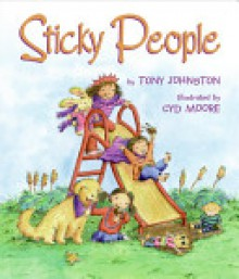 Sticky People - Tony Johnston