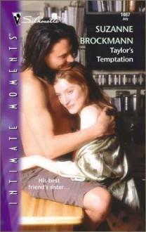 Taylor's Temptation - Suzanne Brockmann