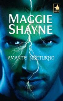 Amante Nocturno - Maggie Shayne