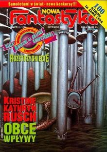 Nowa Fantastyka 129 (6/1993) - Anne McCaffrey, Maciej Żerdziński, Kristine Kathryn Rush, Siergiej Bułyga
