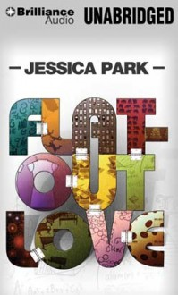 Flat-Out Love - Jessica Park,Julia Whelan