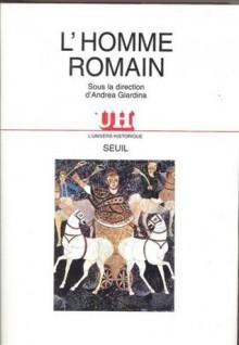 L'Homme romain - Andrea Giardina
