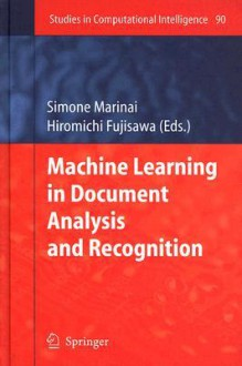 Machine Learning in Document Analysis and Recognition - Simone Marinai