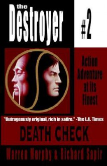 Death Check - Warren Murphy, Richard Ben Sapir