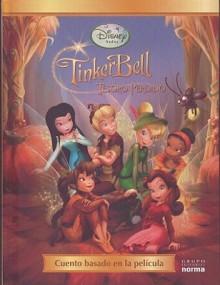 Tinker Bell y el tesoro perdido/ Tinker Bell and the Lost Treasure (Hadas/ Fairies) (Spanish Edition) - Lisa Marsoli