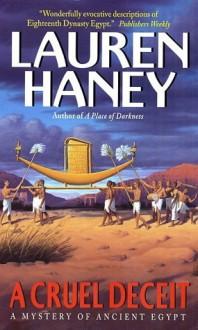 A Cruel Deceit - Lauren Haney