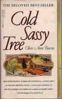 Cold Sassy Tree - Olive Ann Burns