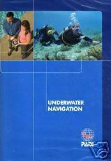 Improve Your Scuba Underwater Navigator Manual - PADI