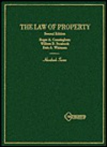 1987 Pocket Part To The Law Of Property (Hornbook Series) - Roger A. Cunningham