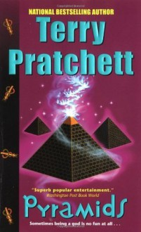 Pyramids: (Discworld Novel 7) - Terry Pratchett