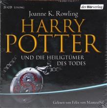 Harry Potter und die Heiligtümer des Todes - Klaus Fritz, Felix von Manteuffel, J.K. Rowling