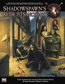 Thieves' World: Shadowspawn's Guide to Sanctuary - Aaron Rosenberg, James Ryman
