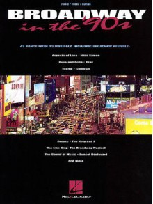 Broadway in the '90s - Hal Leonard Publishing Company