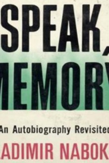 Speak Memory: An Autobiography Revisited - Vladimir Nabokov,Stefan Rudnicki