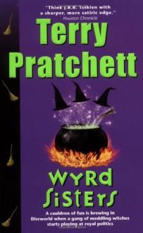 Wyrd Sisters - Terry Pratchett, Celia Imrie