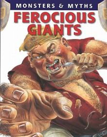 Ferocious Giants - Gerrie McCall, Lisa Regan