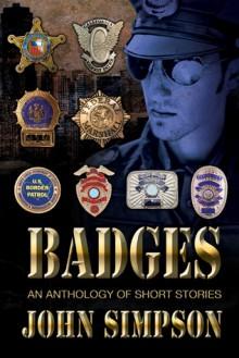 Badges - John Simpson