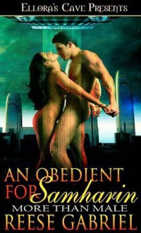 An Obedient for Samharin (More than Male, #7) - Reese Gabriel