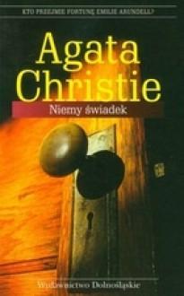 Niemy świadek - Agatha Christie