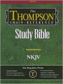 The Thompson Chain-Reference Study Bible - NKJV - Anonymous, Frank Charles Thompson