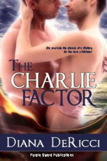 The Charlie Factor - Diana DeRicci