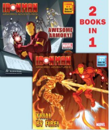 Trial by Fire!/Awesome Armory! (Marvel: Iron Man) - Frank Berrios