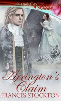 Arrington's Claim - Frances Stockton