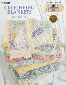 Crocheted Blankets for Baby (Leisure Arts #3527) - Lion Brand Yarn,Leisure Arts