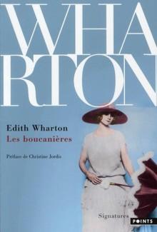 Les boucanières (Poche) - Edith Wharton, Christine Jordis, Gabrielle Rolin