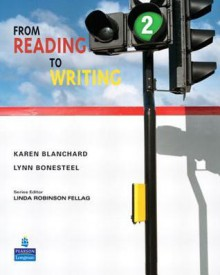 From Reading to Writing 2 with ProofWriter - Ruth Luman, Karen Blanchard, Lynn Bonesteel