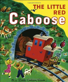 The Little Red Caboose - Marian Potter